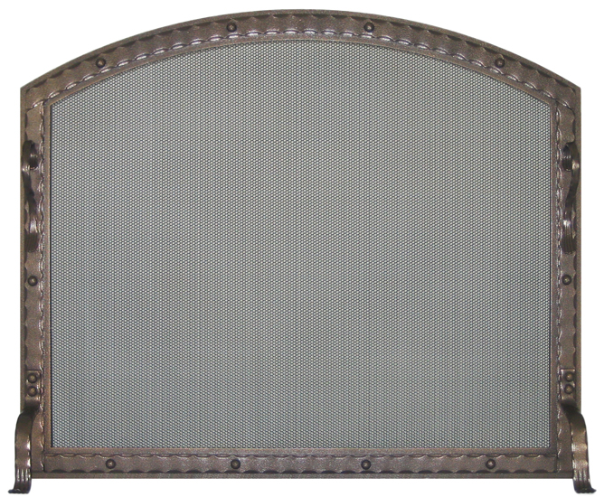 Blacksmith Arched Screen